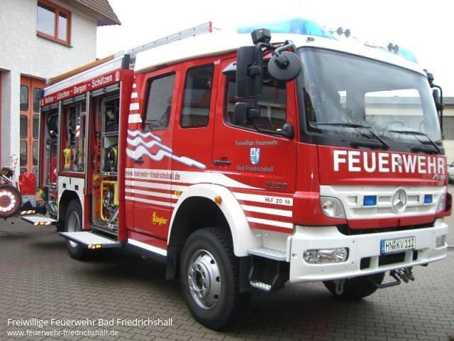 Freiwillige Feuerwehr Bad Friedrichshall