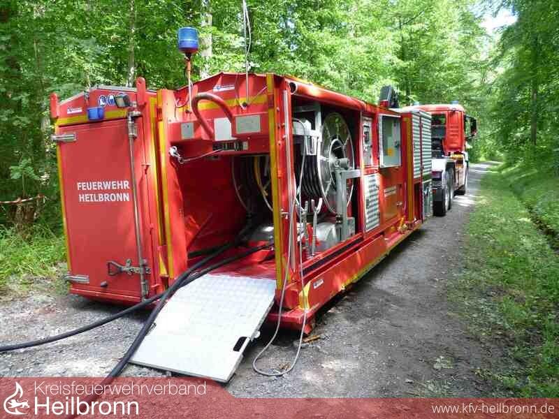 Kreisfeuerwehrverband Heilbronn Einsätze Feuerwehr