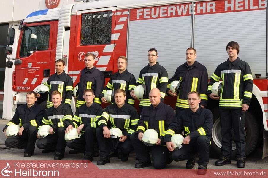 Kreisfeuerwehrverband Heilbronn Artikel Grundausbildung
