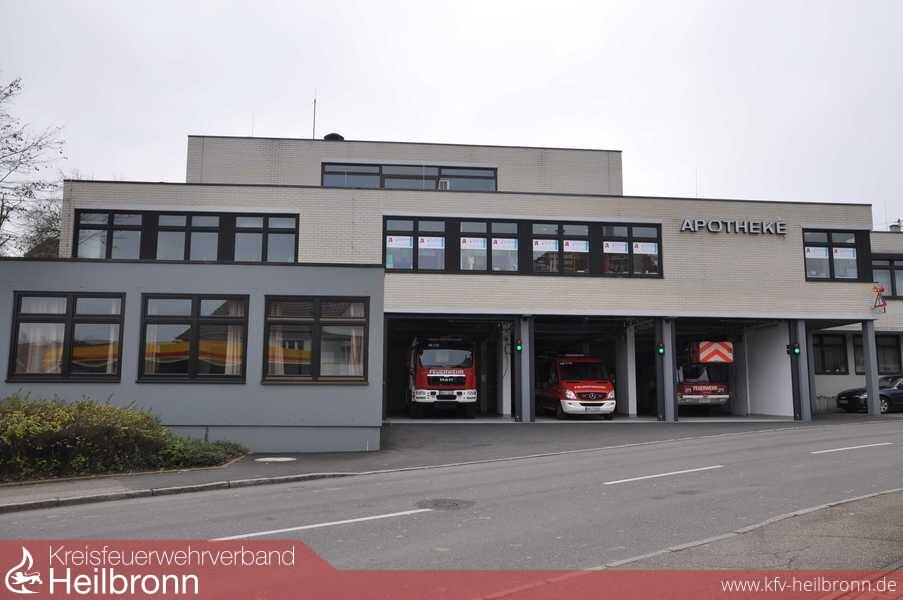 Kreisfeuerwehrverband Heilbronn Artikel Neuer Standort