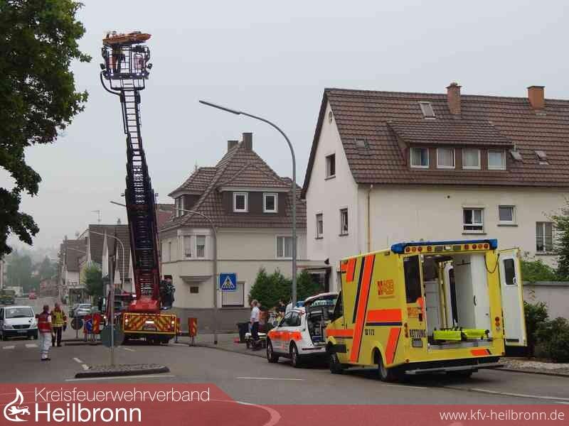 Kreisfeuerwehrverband Heilbronn Einsätze Einsatzreicher