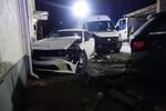 Einsatz Nr.05 - Verkehrsunfall PKW am 16.02.2019