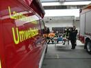 Übungstag der Gefahrstoffgruppen des Landkreis Heilbronn