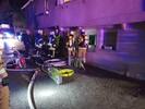 Zimmerbrand in Lagerraum