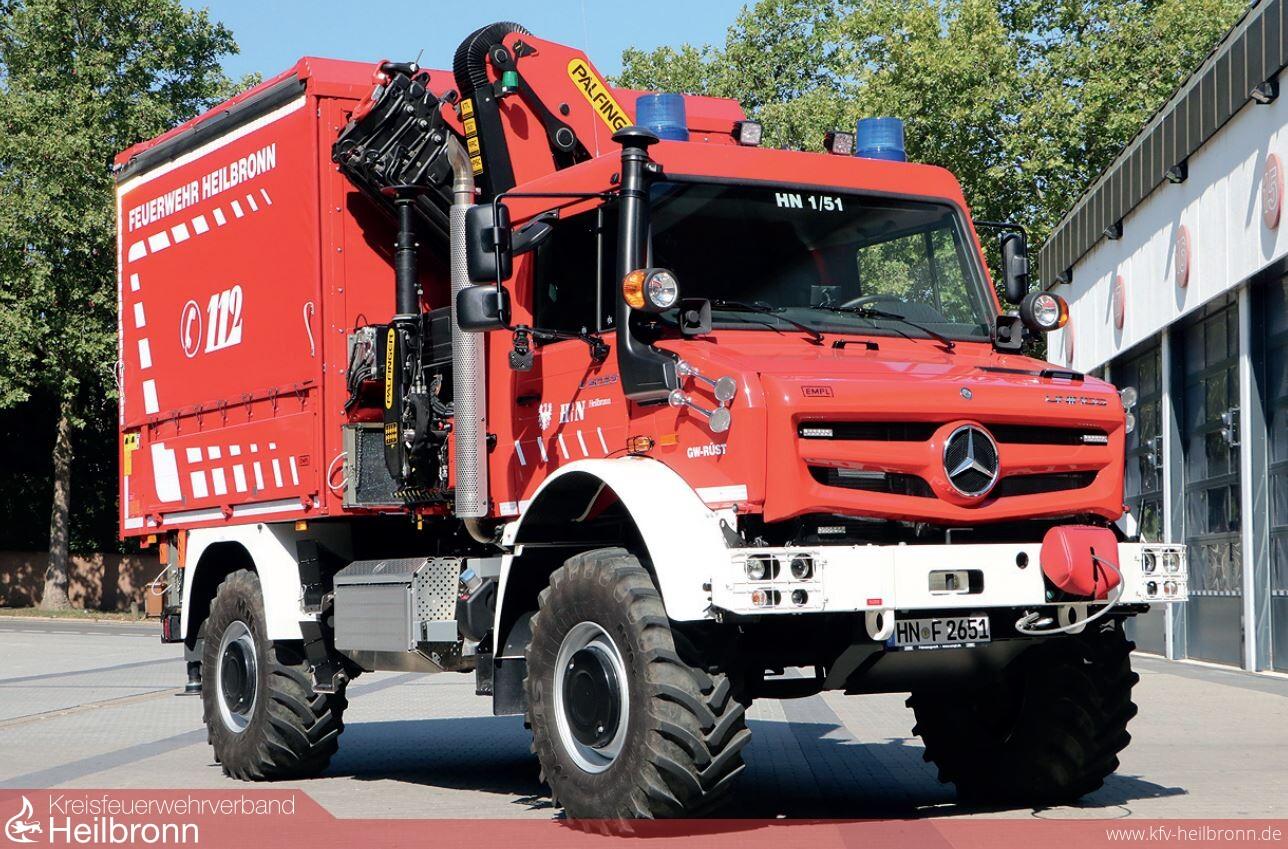 Kreisfeuerwehrverband Heilbronn Artikel Feuerwehr