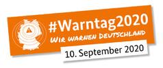 Bundesweiter Warntag am 10.09.2020